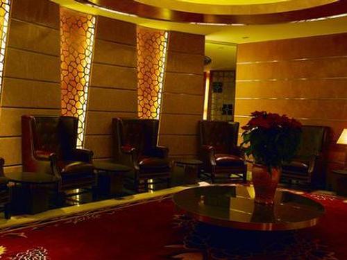 Бизнес-зал Air China First Class Lounge