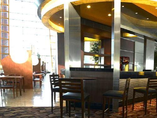 Бизнес-зал Air China Business Class Lounge