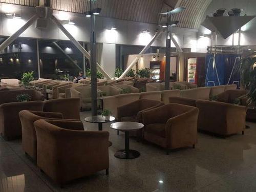 Бизнес-зал BGS Premier Lounge