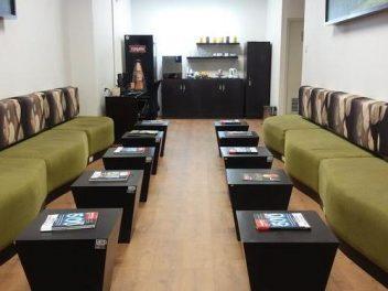 Бизнес-зал Manu VIP Lounge