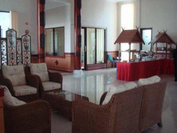 Бизнес-зал Isen Mulang Lounge