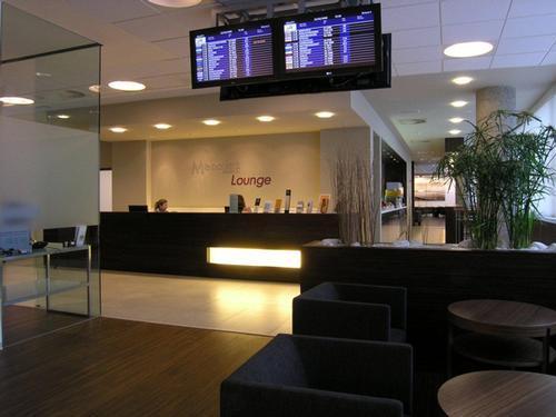 Бизнес-зал Menzies Aviation