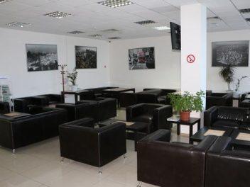 Бизнес-зал аэропорта (Airport Lounge)