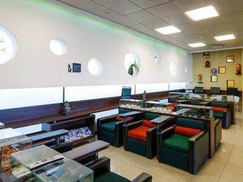 Бизнес-зал Salones VIP Pacific Club
