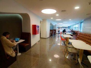 Бизнес-зал The Lounge