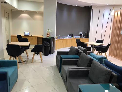 Бизнес-зал Advantage VIP Lounge
