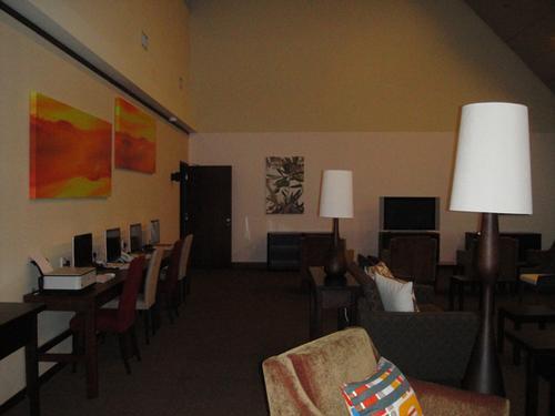 Бизнес-зал Ambassador Transit Lounge
