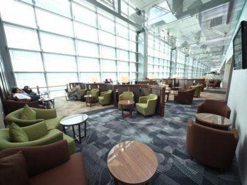 Бизнес-зал Dnata Lounge
