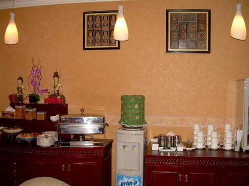 Бизнес-зал Sriwedari Lounge