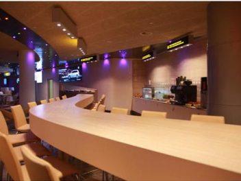 Бизнес-зал Джаз (Jazz Business Lounge)