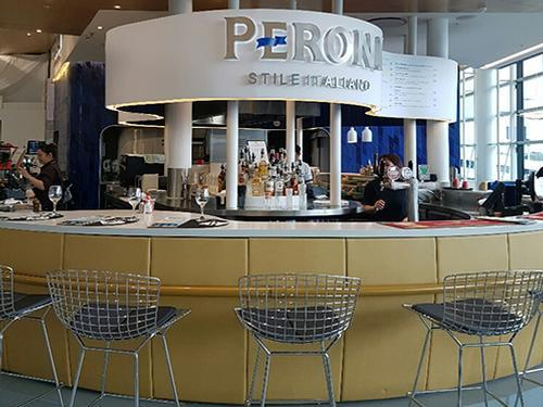 Бизнес-зал Peroni Bar