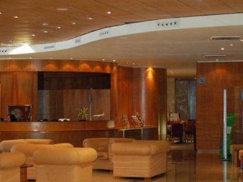 Бизнес-зал Sala Montana Roja
