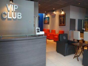 Бизнес-зал Salas Internacionales VIP Club