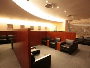 Бизнес-зал IASS Executive Lounge