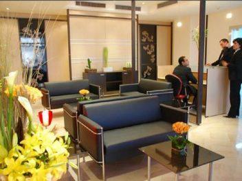 Бизнес-зал Salon VIP (зал прилетов)