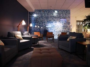 Бизнес-зал Lounge Azul
