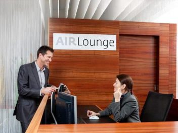 Бизнес-зал Air (Non-Schengen)