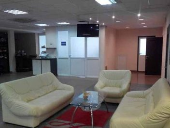 Бизнес-зал (Business Lounge