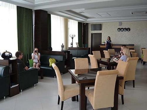 Бизнес-зал Буниский (Buninsky)