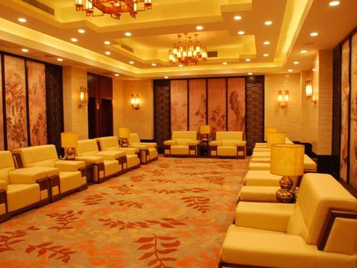 Бизнес-зал First Class Lounge