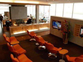 Бизнес-зал Salon VIP